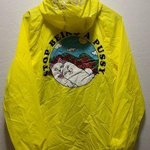 Rip n dip anorak jacket